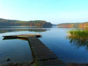 jezioro trzesniowskie - zanim opadna liscie 11