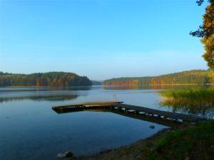 jezioro trzesniowskie - zanim opadna liscie 13