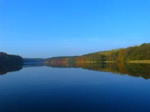 jezioro trzesniowskie - zanim opadna liscie 7