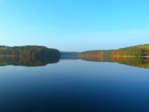 jezioro trzesniowskie - zanim opadna liscie 8